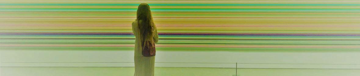Kunst und Mädchen